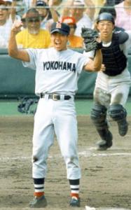 松坂大輔の横浜高校時代