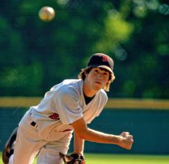 少年野球はストライク取れる子を投手へ