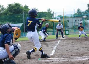 少年野球の強豪チーム