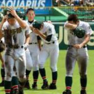 少年野球で号泣する子供達への声掛け