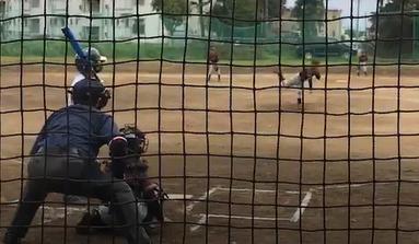 小3の息子が少年野球で初勝利