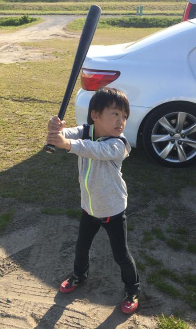 小学校1年生少年野球をはじめるまでの歴史