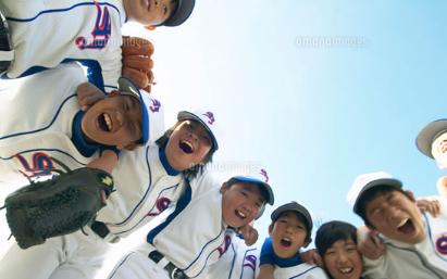 少年野球全メンバーへの声掛け